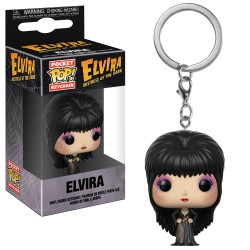 Funko Pocket Pop! Keychain: Horror – Elvira
