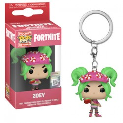 Funko Pocket Pop! Keychain: Fortnite - Zoey