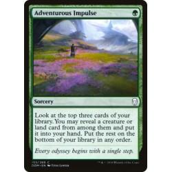 MTG Single - Dominaria - Adventurous Impulse
