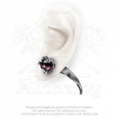 Last Chance! Alchemy Gothic E325 Dragon's Orb Claw Faux Stretcher (single)