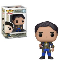 Funko Pop! Fallout S2 - Vault Dweller Male