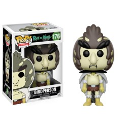 Funko Pop! Animation - Rick and Morty - Birdperson vinyl figure