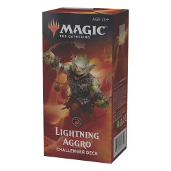 Magic: The Gathering Challenger Deck 2019 - Lightning Agro