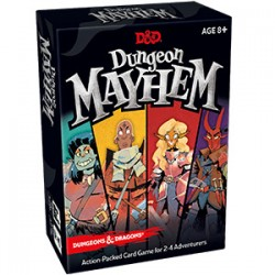 Dungeons & Dragons - Dungeon Mayhem