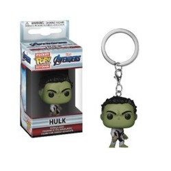Funko Pocket Pop! Keychain: Marvel Avengers - Hulk bobble-head