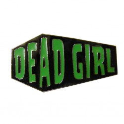Kreepsville Dead Girl Coffin Ring