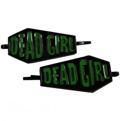 Kreepsville Dead Girl Hair Slides (pair)