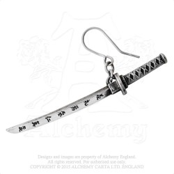 Alchemy Gothic E357 Bushido Single Dropper