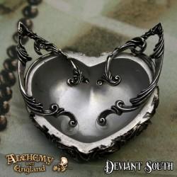 Alchemy Gothic E390 Arboreus Stud Ear-Wrap (set)