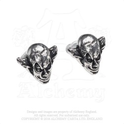 Alchemy Gothic E386 M'era Luna Evil Clown (pair)