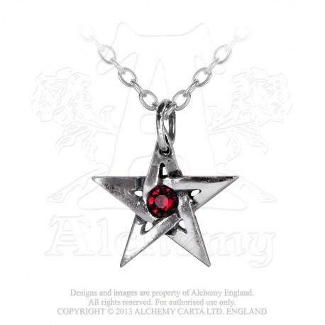 Alchemy Gothic P365 Crystal Pentagram