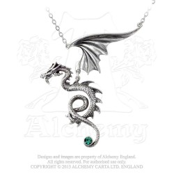 Alchemy Gothic P577 Bestia Regalis Necklace