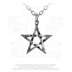 Alchemy Gothic P58 Pentagram