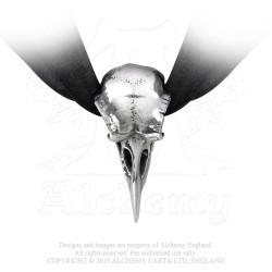 Alchemy Gothic P736 Rabeschadel Choker