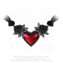 Alchemy Gothic P746 Blood Heart