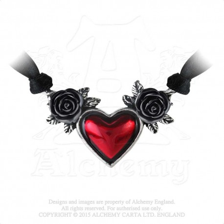 Alchemy Gothic P746 Blood Heart