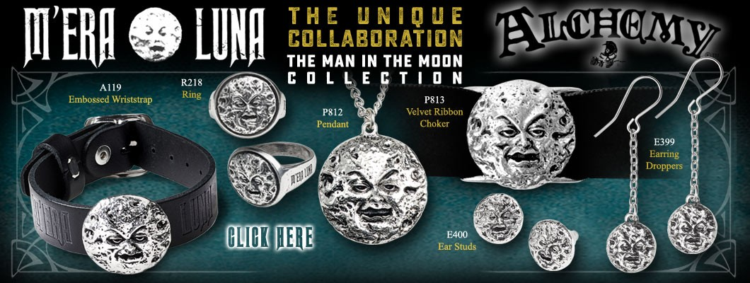 M'era Luna Man In The Moon collection